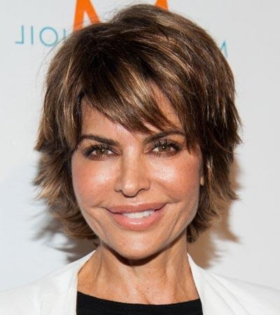 Short Haircuts For Women – New Hairstyles Intended For Short Length Hairstyles For Women Over  (View 14 of 15)