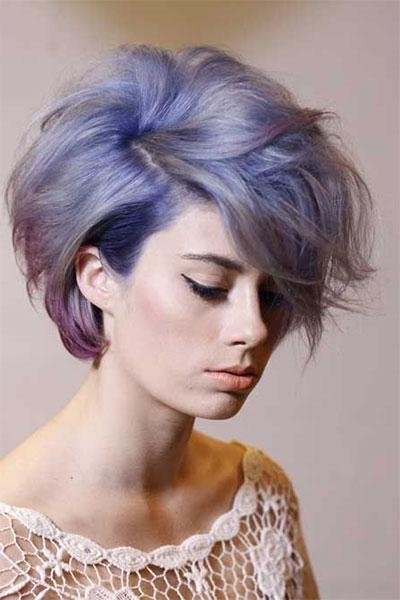 Short Hairstyles: Cool Short Hairstyles For Teenage Girls Cool Intended For Cool Hairstyles For Short Hair Girl (View 14 of 15)