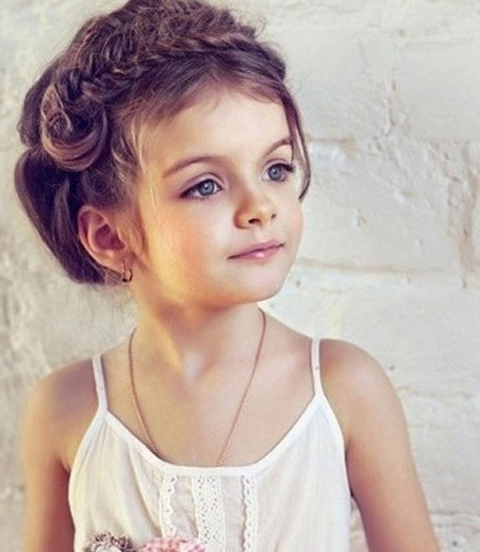 Short Hairstyles: Cute Little Girl Hairstyles For Short Hair Short Intended For Cool Hairstyles For Short Hair Girl (View 15 of 15)