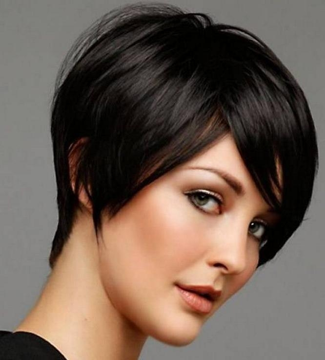 Short Hairstyles: Cute Short Hairstyles For Teenage Girl 2016 With Regard To Short Hair Cuts For Teenage Girls (View 13 of 15)