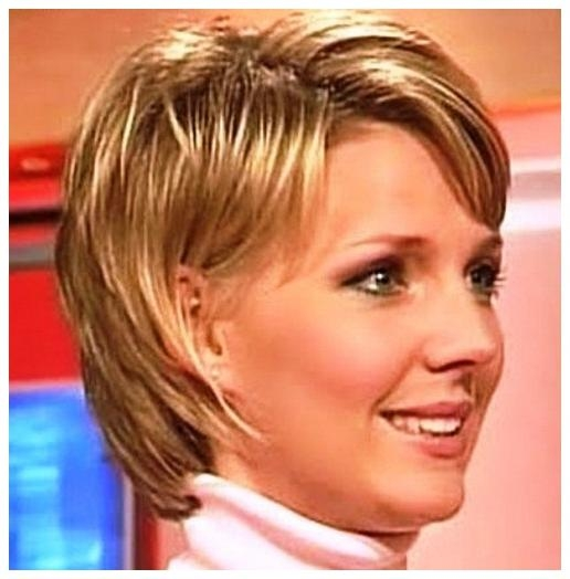 Short Hairstyles: Easy Short Hairstyles For Women Easy Short Throughout Short Easy Hairstyles For Fine Hair (View 14 of 15)