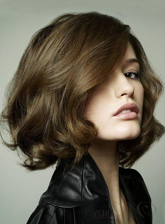 Photo Gallery of Short Hairstyles For Fine Frizzy Hair (Viewing 13 ...