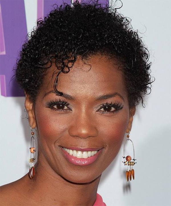 Short Hairstyles For Black Women – Sexy Natural Haircuts (View 13 of 15)