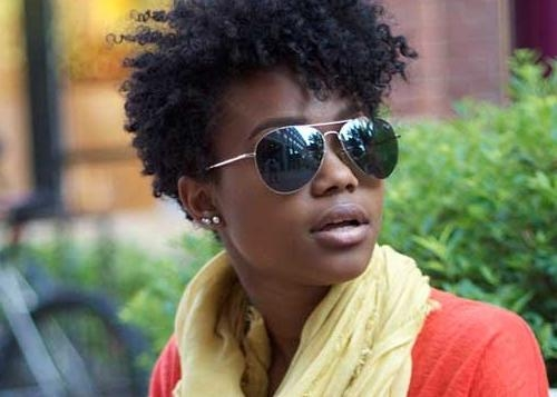 Short Hairstyles For Black Women | Short Hairstyles 2016 – 2017 With Regard To Short Hairstyles For Black Teenagers (View 12 of 15)