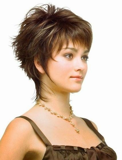 Short Hairstyles For Fine Hair | Hairstyles Populers Throughout Short Hairstyles For Baby Fine Hair (View 7 of 15)