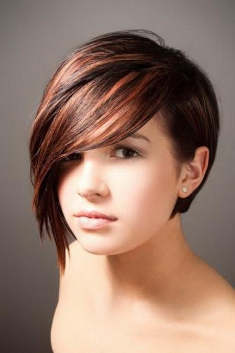 Short Hairstyles For Girls – Hair Styles In Teenage Girl Short Hairstyles (View 12 of 15)