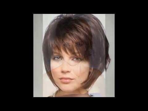 Short Hairstyles For Long Faces Over 40 – Youtube With Short Hairstyles For Long Faces Over (View 2 of 15)