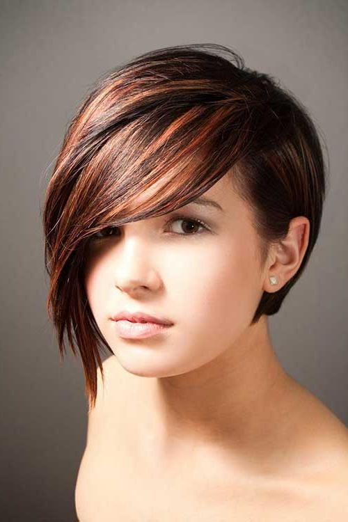 Short Hairstyles For Teenage Girl – Hairstyles Within Short Hairstyle For Teenage Girl (View 3 of 15)