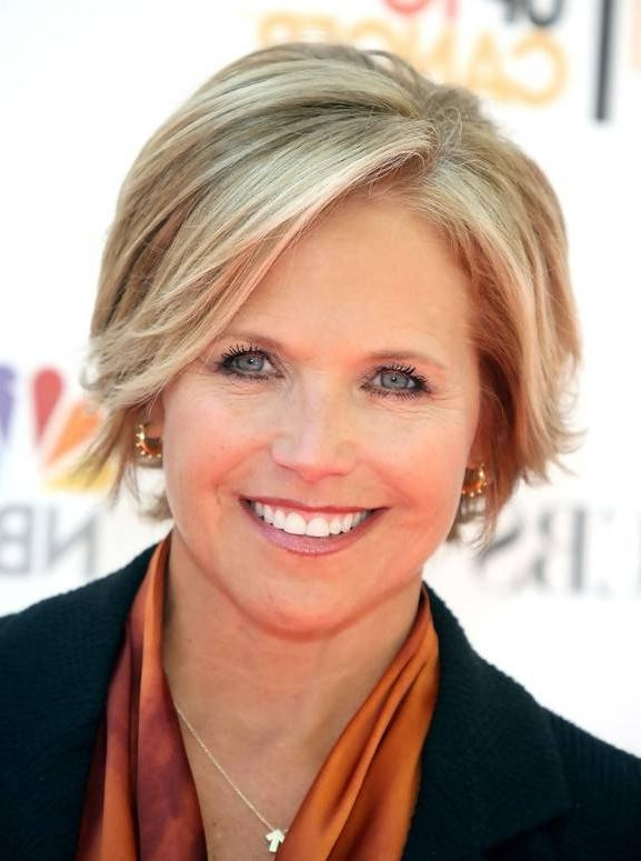 Short Hairstyles For Women Over 50 With Round Face – Fashion Regarding Short Haircuts Women Round Face (View 15 of 15)