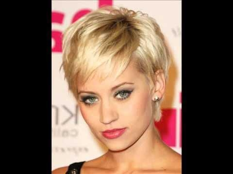 Short Hairstyles For Women Over 60 Years Old With Fine Hair [short In Short Hairstyles For Women Over 40 With Fine Hair (View 11 of 15)