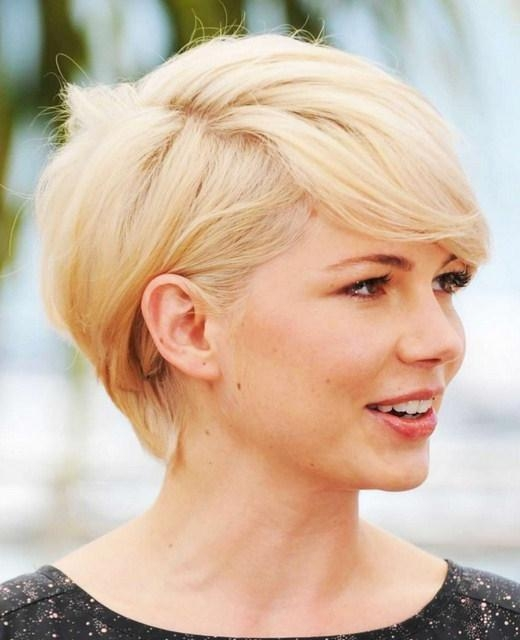Short Hairstyles Ideas For Teenage Girls With Round Faces – Female Throughout Short Hairstyles For Teenage Girls (View 13 of 15)