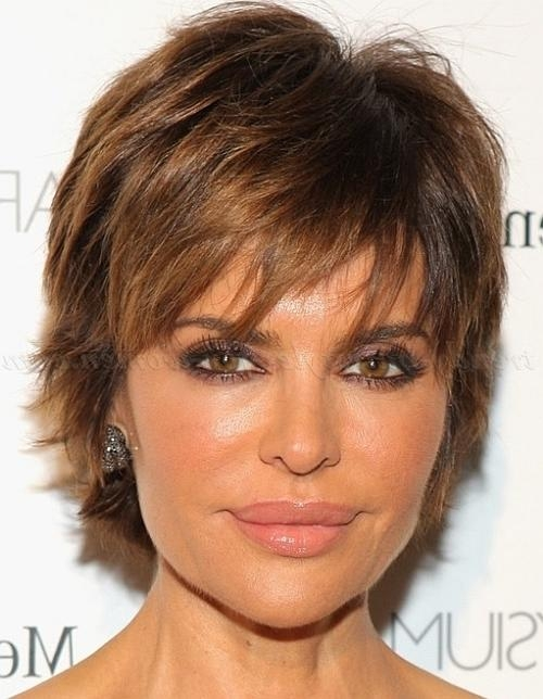 Short Hairstyles Over 50 – Short Haircut For Women Over 50 Inside Short Haircuts For Women 50 And Over (View 15 of 15)