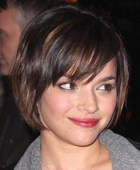 Short Hairstyles: Short Layered Hairstyles Pertaining To Semi Short Layered Hairstyles (View 5 of 15)
