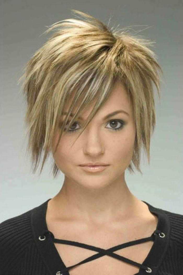 Short Hairstyles: Stunning Short To Mid Length Hairstyles Example Pertaining To Short To Mid Length Hairstyles (View 12 of 15)