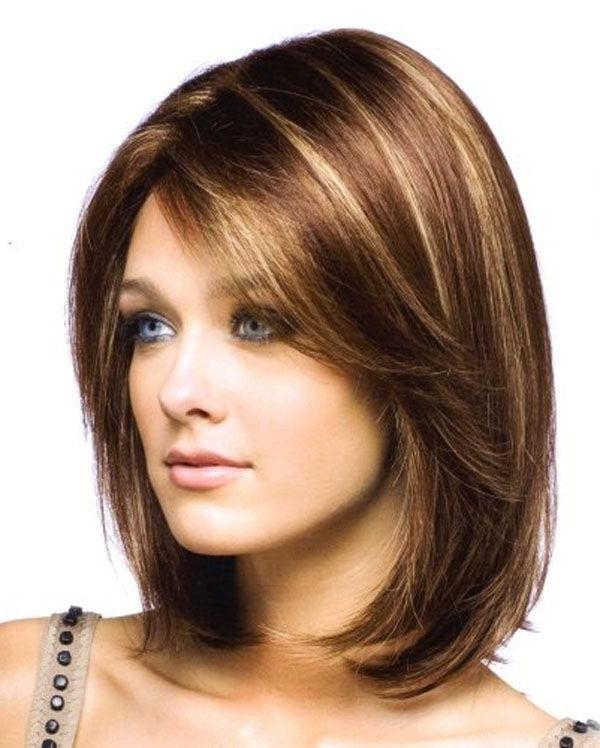 Photo Gallery of Cute Medium Short Hairstyles (Viewing 15 of 15 Photos)