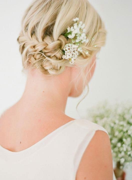 Short Wedding Hairstyles | Short Hairstyles 2016 – 2017 | Most Throughout Cute Wedding Hairstyles For Short Hair (View 7 of 15)