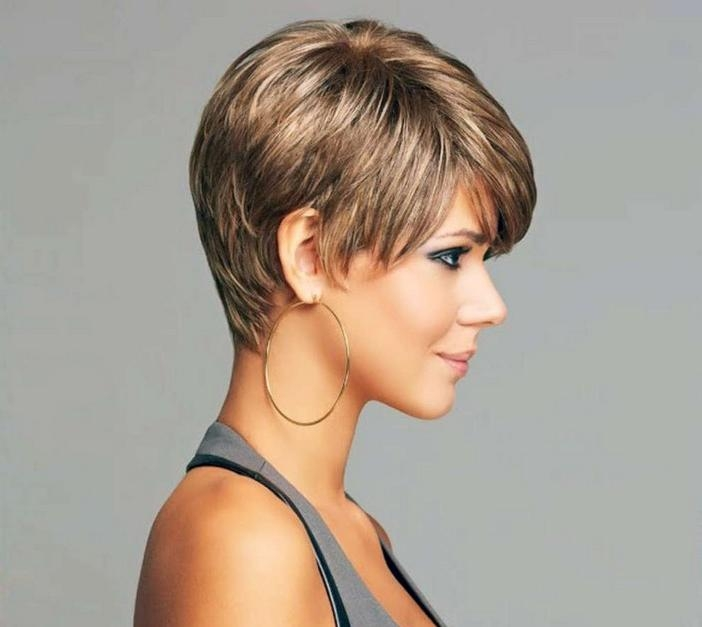 Stylish Hairstyles And Haircuts For Teenage Girls In Teenage Girl Short Haircuts (View 14 of 15)