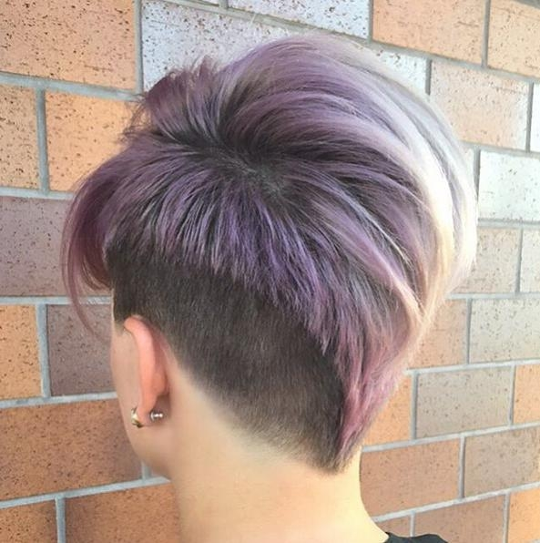 Stylish Short Hair Cut Designs 2016 – Popular Haircuts Intended For Short Hair Cut Designs (View 6 of 15)