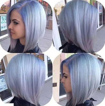The 25+ Best Color For Short Hair Ideas On Pinterest | Highlights Throughout Cute Color For Short Hair (View 15 of 15)