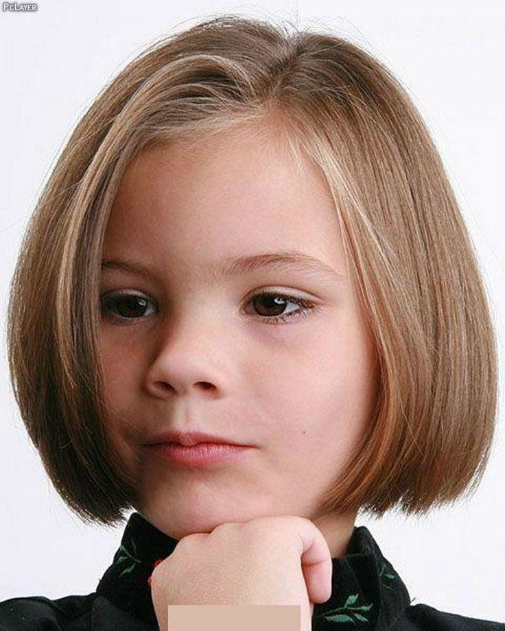 The 25+ Best Little Girl Short Haircuts Ideas On Pinterest In Short Hairstyles For Young Girls (View 15 of 15)