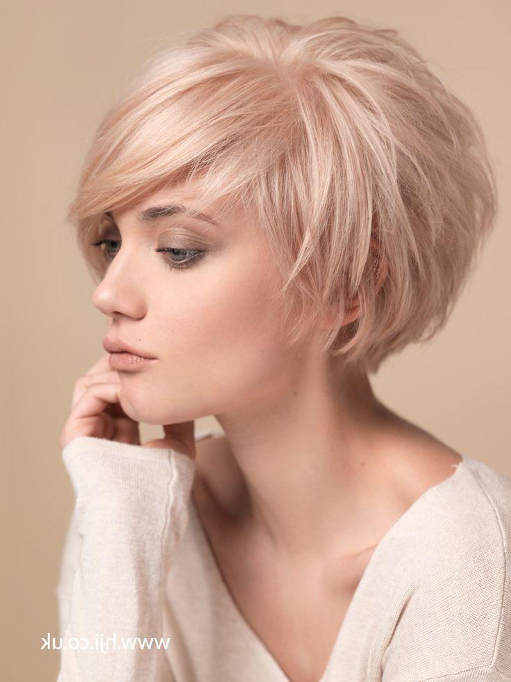 The 25+ Best Medium Fine Hair Ideas On Pinterest | Fine Hair Tips Inside Short Feminine Hairstyles For Fine Hair (View 3 of 15)