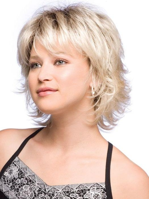 The 25+ Best Medium Shag Haircuts Ideas On Pinterest | Long Shag With Short To Medium Shaggy Hairstyles (View 13 of 15)
