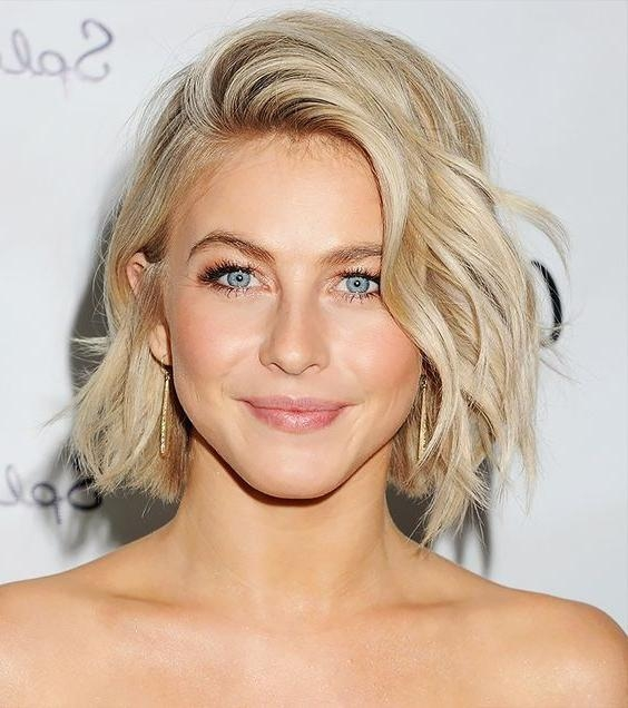 The 25+ Best Short Haircuts Ideas On Pinterest | Blonde Bobs Throughout Short Female Hair Cuts (View 15 of 15)