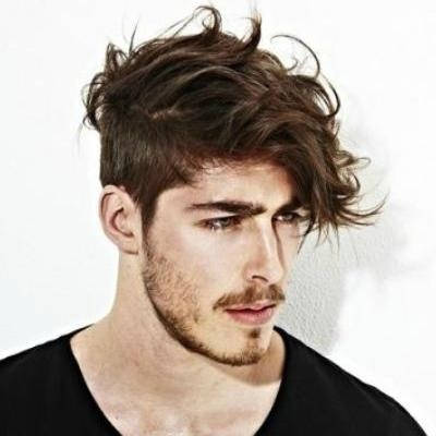 The Best Curly/wavy Hair Styles And Cuts For Men | The Idle Man Inside ·  Previous Photo Curly Short Hairstyles ...