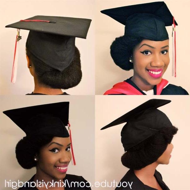 15 Ideas Of Short Hairstyles With Graduation Cap