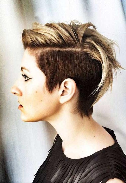 Trendy Short Hair Ideas You Should Try This Season | Short With Trendy Short Hairstyles (View 11 of 15)