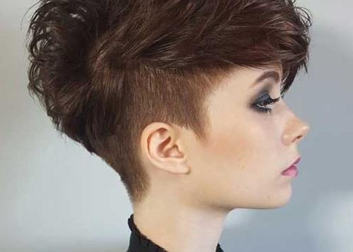Trendy Short Haircuts | Short Hairstyles 2016 – 2017 | Most Within Trendy Short Haircuts (View 13 of 15)