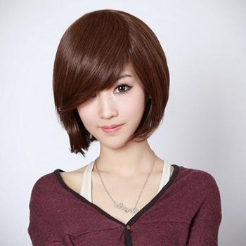 Very Short Wavy Korean Bob Hairstyles – Zestymag Pertaining To Korean Short Bob Hairstyles (View 15 of 15)
