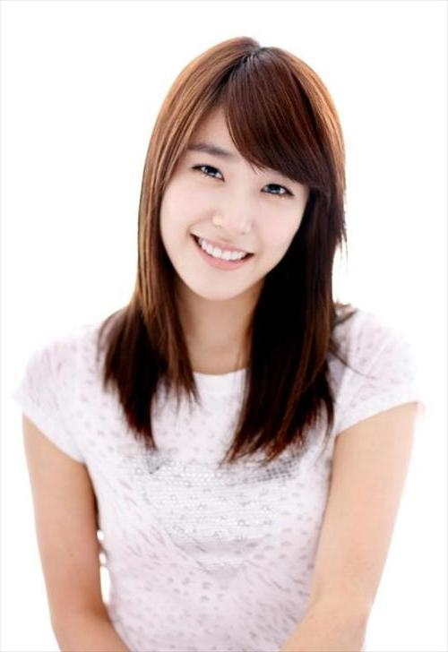 Photo Gallery of 10 Different Korean Hairstyles For Teenage Girls ...