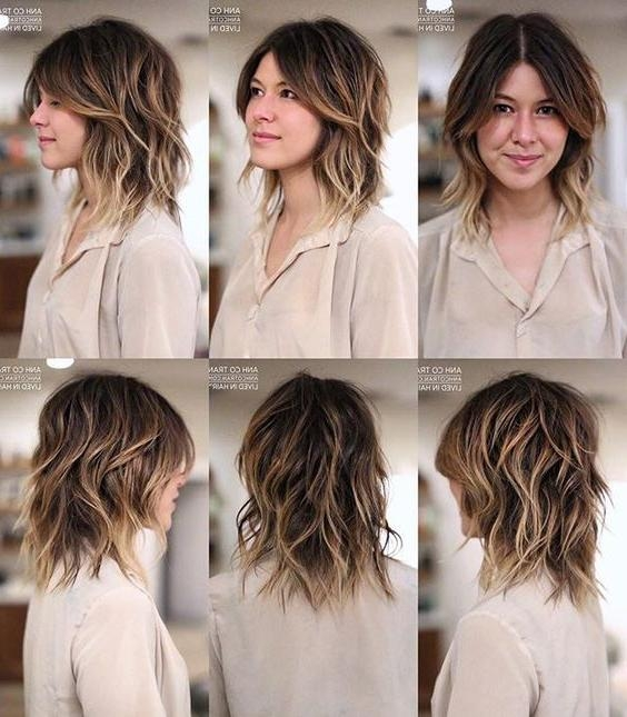11 Cute Shag Haircuts For 2016 – 2017 | On Haircuts For Medium Long Shaggy Hairstyles (View 15 of 15)