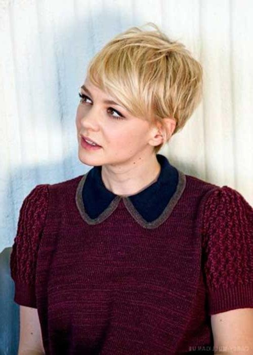 15+ Best Carey Mulligan Pixie Cut (View 1 of 15)