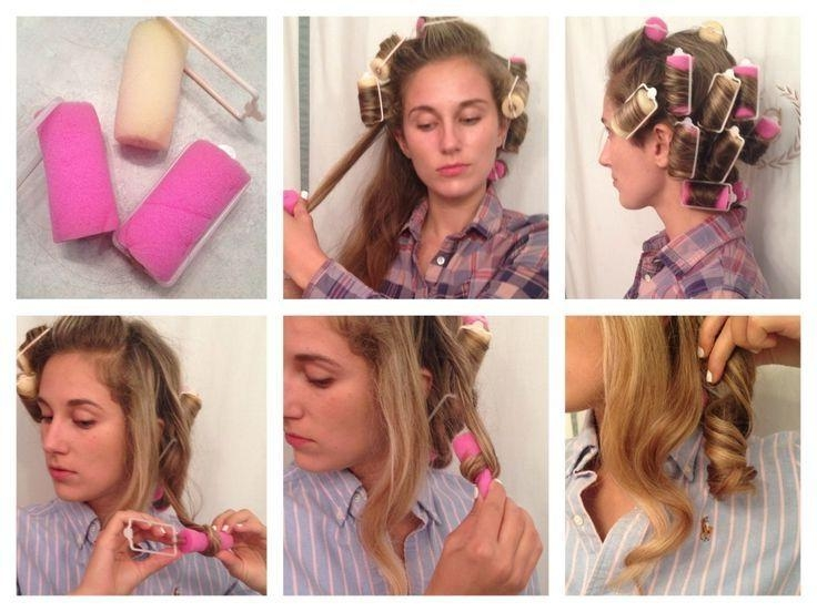 15 Best Ideas Of Curlers For Long Hair Thick Hair For Curlers For Long Thick Hair (View 1 of 15)