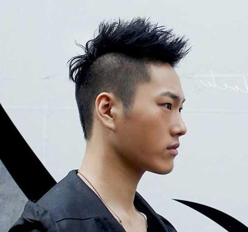 15 Best Short Asian Hairstyles Men | Mens Hairstyles 2017 With Regard To Short Asian Hairstyles Men (View 7 of 15)