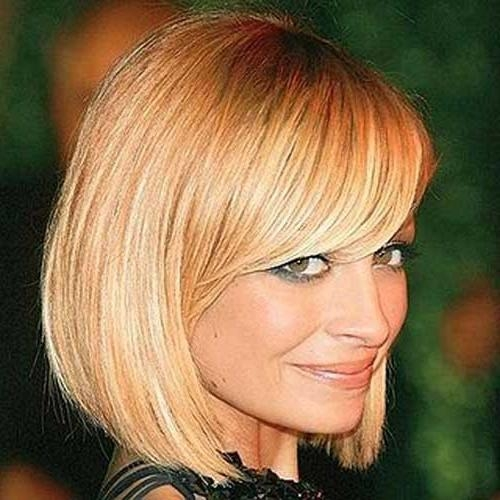 15 Nicole Richie Bob Haircuts (View 1 of 15)