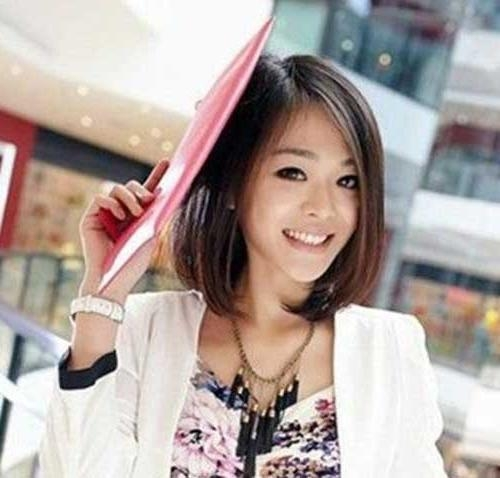 Featured Photo of Short Bob Hairstyle For Asian Women