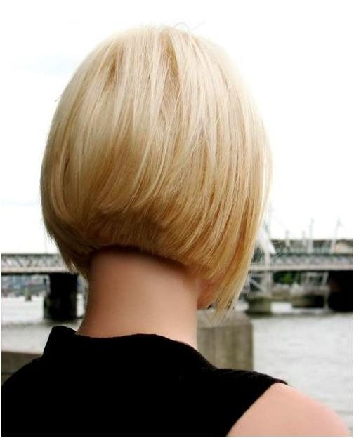 20 Glamorous Bob Hairstyles For Fine Hair: Easy Short Hair Within Favorite Classic Inverted Bob Hairstyles (View 1 of 15)