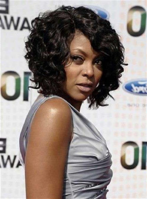 20 Long Bob Hairstyles For Black Women (View 2 of 15)