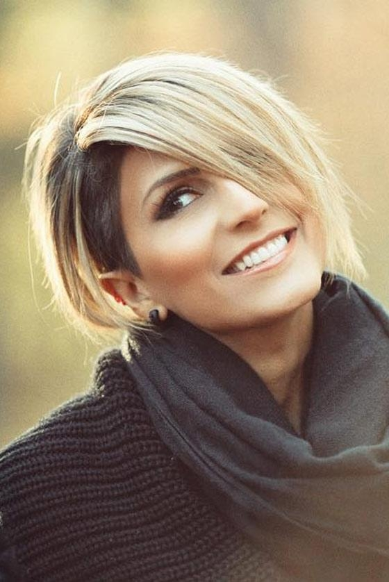 20 Most Flattering Asymmetrical Bob Hairstyles Within Most Popular Asymmetrical Bob Haircuts (View 2 of 15)