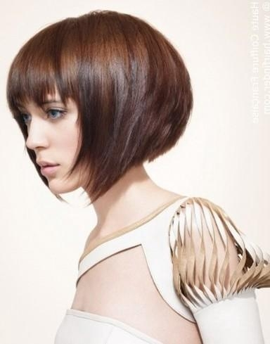 20 Trendy Short Hairstyles To Cheer You Up For Spring 2014 Regarding Trendy Unstructured Style Bob Hairstyles (Gallery 6 of 15)