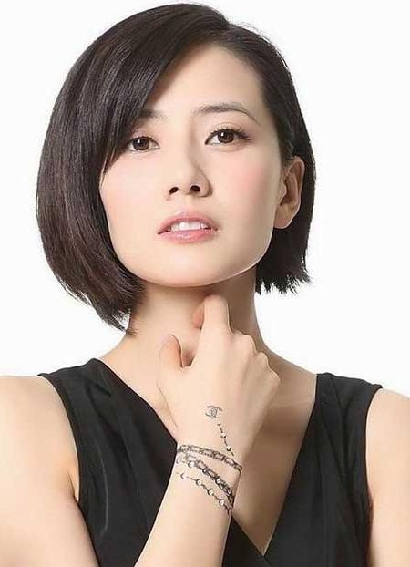2013 Bob Haircuts For Women | Short Hairstyles 2016 – 2017 | Most Pertaining To Short Bob Hairstyle For Asian Women (View 3 of 15)
