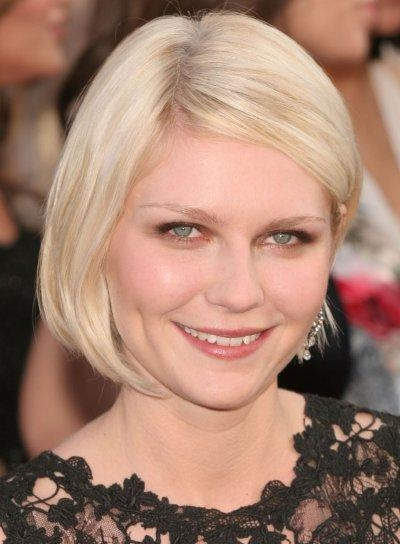 2017 Kirsten Dunst Bob Hairstyles Inside Kirsten Dunst – Beauty Riot (View 10 of 15)