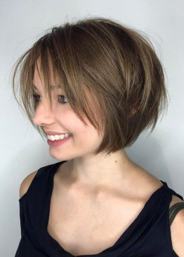 2017 Short Layered Bob Haircuts Throughout Layered Bob Hairstyles 2017: From Bangs To Choppy Styles, We've (View 2 of 15)
