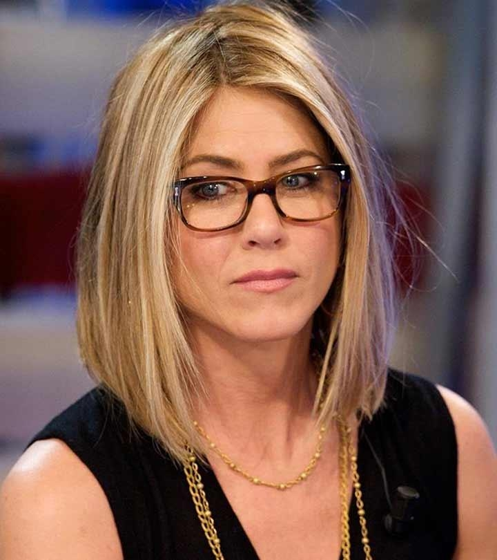Photo Gallery Of Jennifer Aniston Bob Hairstyles Viewing 2 Of 15