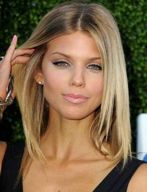 2018 Medium Length Bob Hairstyles For Thin Hair For Medium Hairstyles For Thin Straight Hair – Hairstyles (View 3 of 15)