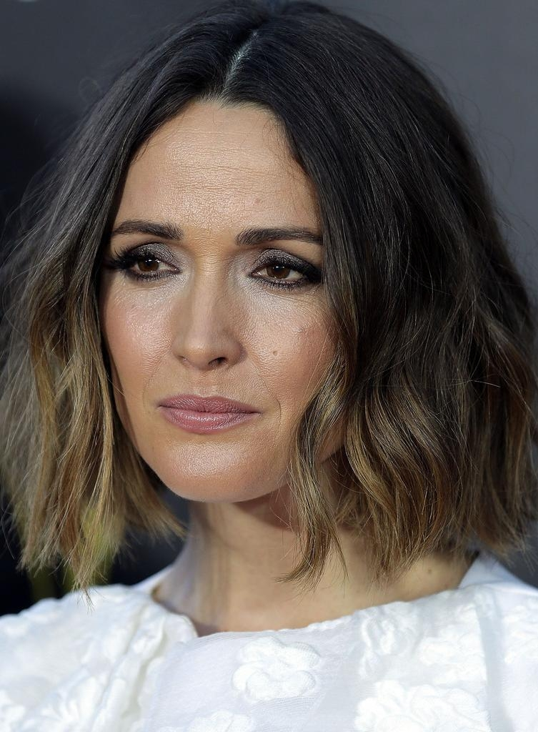 2018 Rose Byrne Bob Hairstyles Within Rose Byrne Hair – Stylebistro (View 11 of 15)
