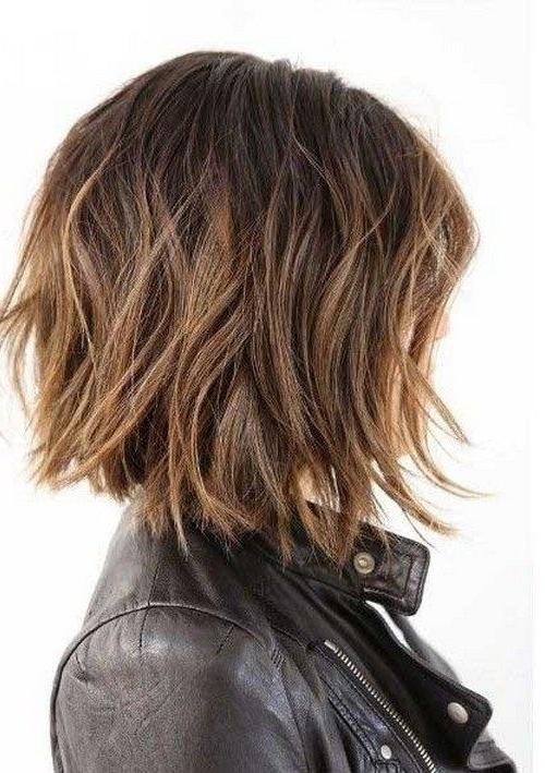 2018 Wavy Inverted Bob Hairstyles Inside Best 25+ Wavy Inverted Bob Ideas On Pinterest (View 3 of 15)